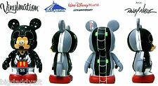 """New Disney Space Mountain 35th Anniversary Vinylmation 9"""" Limited Edition 600"""