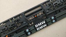 2 x Stück BMW  Kennzeichenhalter Nummerschildhalter BMW 320