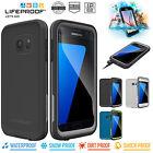 Galaxy S7 Case S6 Genuine Lifeproof Fre Dust Shock Waterproof Case for Samsung