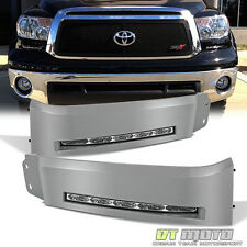 2007-2013 Toyota Tundra Built-In DRL LED Running Bumper Lights Xsp-X Left+Right