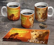 TASSE Mug Le Roi lion