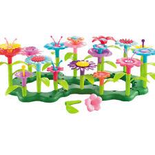 Building Flower Gargen STEM Toys Creative Educational Construction Toy
