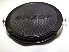 52mm  Nikkor Front Nikon Cap snap on JUM 515,897 Genuine - Free Shipping