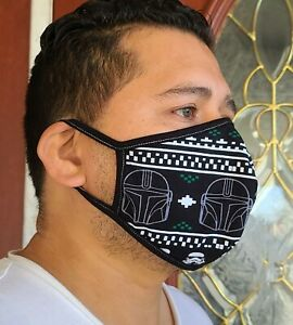508 Face Cover Star Wars Mouth Cover Reusable Cotton Inner Washable Stormtrooper