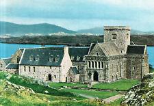 Scotland  -  Island of Inner Hebrides - Iona - Abbay Church of St. Mary  -  1969