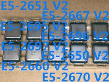 Intel  Xeon E5-2651 2667 2695 2696 2697 2650 2660 2670  V2 LGA2011 CPU Processor