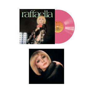 RAFFAELLA CARRA' - Raffaella (2021) LP vinile rosa