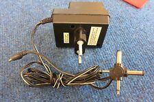 Hape NV-20 EU 2-Pin Plug Universal Power Adapter 1.5, 3, 4, 5, 6, 9, 12V 300mA