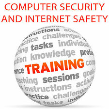 COMPUTER SECURITY and INTERNET SAFETY - Video Training Tutorial DVD