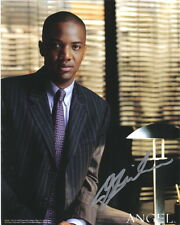 J. August Richards as Gunn, Angel Autographed Picture 2