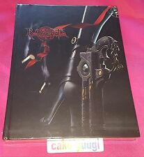GUIDE OFFICIEL BAYONETTA COLLECTOR VERSION 100% FRANCAISE NEUF SOUS BLISTER