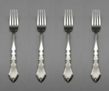 Oneida Stainless Satinique Dinner Forks - Set of Four New