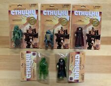 Legends Of Cthulhu Action Figures Warpo Kickstarter Exclusive Cultist Deep One