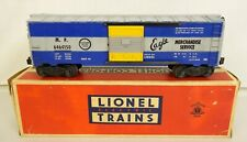 LIONEL #6464-150 MISSOURI PACIFIC EAGLE MERCHANDISE SERVICE BOX CAR-EX++ W/OB!