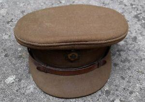 Vintage Military peaked hat