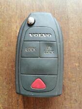Genuine Volvo 30638404 3 Button Remote Alarm Flip Fob, Tested