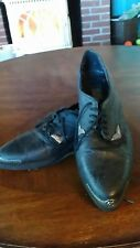 Men's Shoes Size 41 Marios Black Leather
