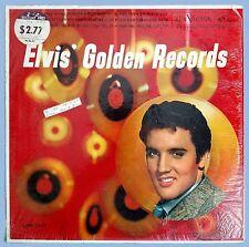 VINTAGE - ELVIS PRESLEY GOLDEN RECORDS - MONAURAL - LPM-1707-RE2