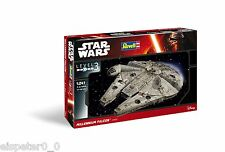 Star Wars VII Revell 03600 - Modellbausatz - Millennium Falcon im Maßstab 1:241