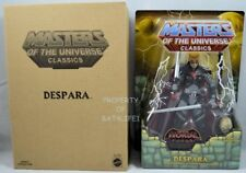 Masters of the Universe Classics DESPARA!! MOC!! NEW!!! FREE S/H!!!