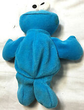 """Tyco Beans 8"""" tall Sesame Street Cookie Monster doll - 1997"""