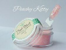 Acrylic powder Peachy Kitty 15g by Nail-Blush