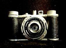 ADOX ADRETTE, WIRGIN EDINEX Vintage 35mm Camera PRONTORII Lens, Good Condition