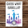 *PERSONALISED* SURPRISE disneyland holiday BIRTHDAY gift disney SCRATCH CARD