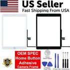 OEM SPEC Digitizer Glass Touch Screen For iPad 7 10.2 7th Gen 2019 + Home Button