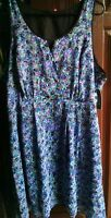 New! I heart Ronson floral dress size 16