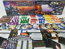 Starcraft - The Board Game - 100% complete OOP RARE [ENG, 2007]