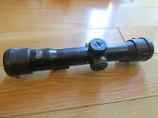 Zeiss Hensoldt  Scope ZF 4x24 Z24 In Excellent Condition With Carrier! COOL-POW!