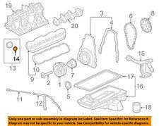 GM OEM Engine-Filler Cap Seal 12593348