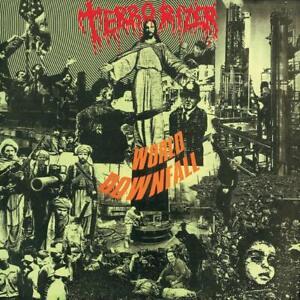 Terrorizer 'World Downfall' FDR Digipak CD - NEW