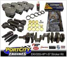 "Scat Stroker Engine Kit Holden V8 308 355 Red Engine HT HG HQ HJ HX HZ 5.7"" Rods"