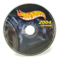 Hot Wheels 2004 CD-ROM PC Game Only