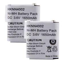 2 x 1650mAh Ni-Mh KEBT-071-A KEBT-071-D Battery For MOTOROLA Talkabout Radio