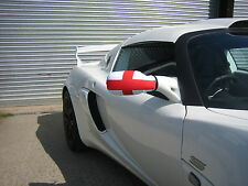 World Cup England Car Wing Mirror Flag Covers St George Cross English Sport