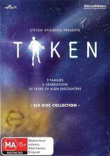 TAKEN The Complete TV Series : NEW DVD : Steven Spielberg
