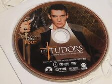 The Tudors First Season 1 Disc 4 DVD Disc Only 44-192