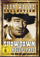 WESTERN -JOHN WAYNE IN  IM SHOWDOWN AM ADLERPASS - DeAGOSTINI  60-NEU/OVP