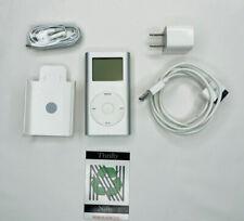 Original Apple Silver Ipod Mini 6GB Model A1051 1st Generation Fresh Mint