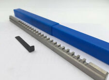 "Keyway Broach 1/8"" Inch Size B Type HSS Keyway Cutter CNC Metalworking Tool"