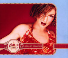 GLORIA ESTEFAN No Me Dejes RARE MIXES & UNPLUGGED CD single  SEALED USA seller