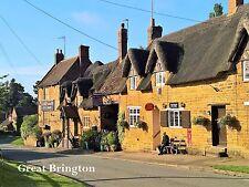Great Brington Main Street, Post Office, (Fox& Hounds) Althorp Coaching Inn