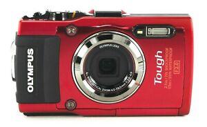 Olympus Tough TG-4 16.0MP Digital Camera HD 1080p Waterproof Built-in Wi-Fi, GPS