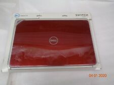 🔥Dell Inspiron 17R Interchangeable Laptop Cover Lcd Back Insert 8Cmcy Red N7110