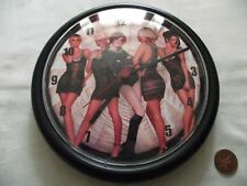 More details for girls aloud - wall clock.