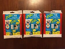 30 Kalencom Potette On The Go Potty Liners Refills (3 Packs of 10) Disposable