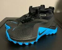 NEW Nike Metcon X SF Training Shoes Black Blue BQ3123 040 Mens Size 4 Womens 5.5